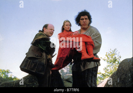 The Princess Bride  Year: 1987 USA Director: Rob Reiner Wallace Shawn, Robin Wright Penn, André the Giant