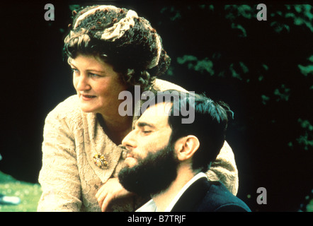 My Left Foot: The Story of Christy Brown  Year: 1989 - Ireland / UK Brenda Fricker , Daniel Day-Lewis  Director: - Stock Photo