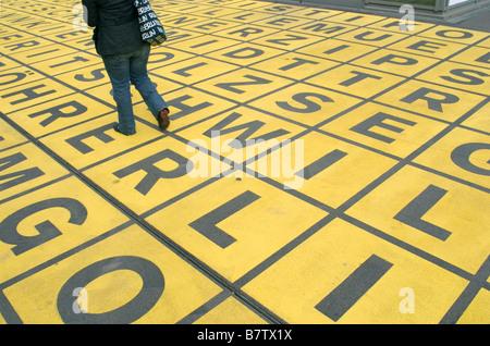 Kunstwerk 7 letters