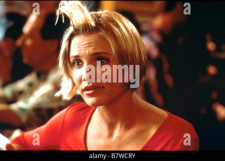 There's Something About Mary  Year: 1998  USA Cameron Diaz  Director: Bobby Farrelly, Peter Farrelly - Stock Photo