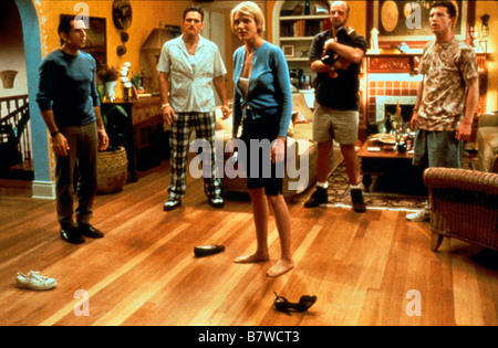 There's Something About Mary  Year: 1998  USA W. Earl Brown, Cameron Diaz, Ben Stiller  Director: Bobby Farrelly, - Stock Photo