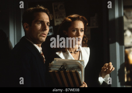 Radioland Murders Radioland Murders  Year: 1994 USA Brian Benben, Mary Stuart Masterson  Director: Mel Smith - Stock Photo
