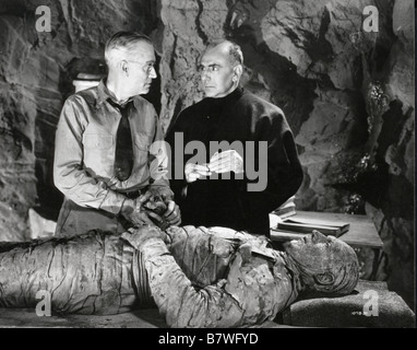 La main de la momie Mummy's Hand, The  Year: 1940  USA Tom Tyler  Director: Christy Cabanne - Stock Photo