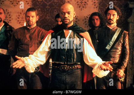 Othello Othello  Year: 1995 USA / UK Laurence Fishburne  Director : Oliver Parker - Stock Photo