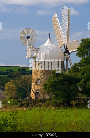 Heage Windmill in the Amber Valley Derbyshire England UK - Stock Photo