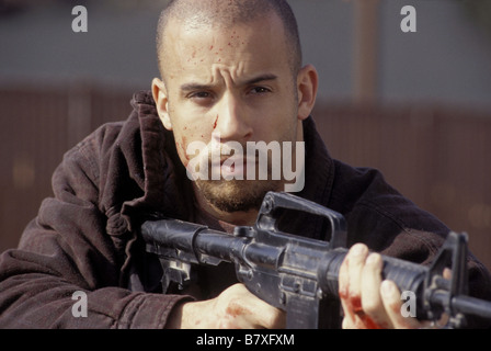 A Man Apart  Year: 2003 USA Vin Diesel  Director: F. Gary Gray - Stock Photo