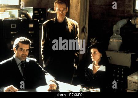 Jade  Year: 1995 USA Chazz Palminteri, Linda Fiorentino, David Caruso  Director: William Friedkin - Stock Photo