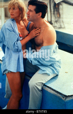 Vengeance froide Heaven's Prisoners  Year: 1996 USA Alec Baldwin, Mary Stuart USA 1995  Director: Phil Joanou - Stock Photo