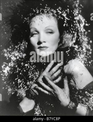 Seven sinners Year: 1940 Director: Tay Garnett Marlene Dietrich - Stock Photo