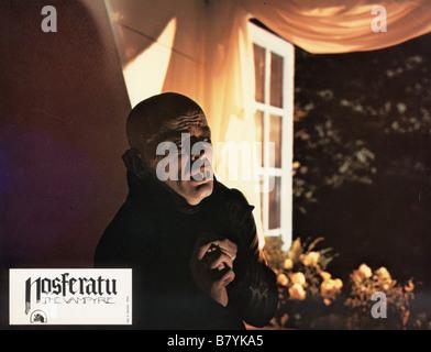 Nosferatu: Phantom der Nacht  Nosferatu the Vampyre Year: 1979 - West Germany Director : Werner Herzog Klaus Kinski