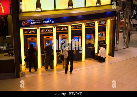 Atm Machine Bangkok Thailand Stock Photo 30275046 Alamy