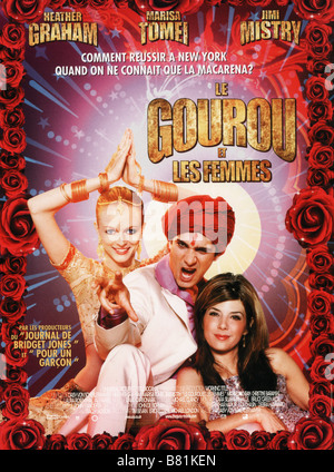 The Guru Year: 2002 Director: Daisy von Scherler Mayer Heather Graham, Jimi Mistry, Marisa Tomei  Movie poster - Stock Photo