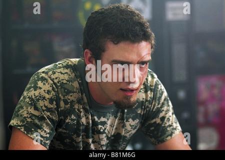 Southland Tales  Year: 2006 USA Justin Timberlake  Director: Richard Kelly - Stock Photo