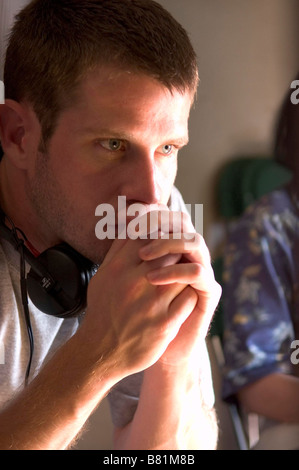 Richard Kelly,director of Southland Tales  Year: 2006 USA - Stock Photo