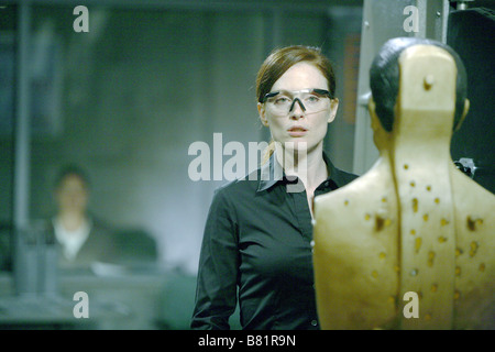 Next Next  Year: 2007 USA Julianne Moore  Director: Lee Tamahori - Stock Photo
