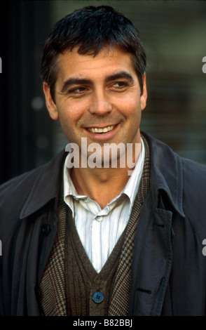 One Fine Day  Year: 1996 USA George Clooney  Director: Michael Hoffman - Stock Photo