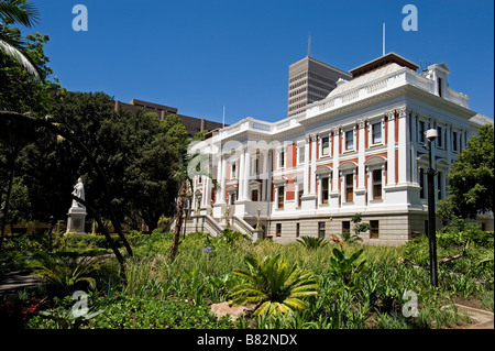 Parliament building Cape Town South Africa - Stock Photo