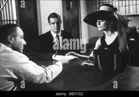 Breakfast at tiffany s 1961 blake edwards audrey hepburn for Diamants sur canape