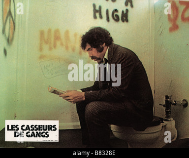 Les casseurs de gang Busting (1974) USA Elliott Gould  Director: Peter Hyams - Stock Photo