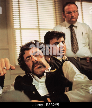 Les casseurs de gang Busting (1974) USA Elliott Gould, Robert Blake  Director: Peter Hyams - Stock Photo