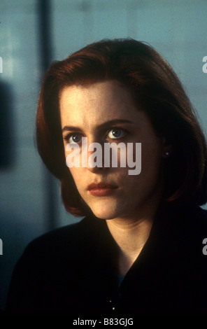 The X-Files  TV-Series 1993-2002 USA Created by Chris Carter Gillian Anderson - Stock Photo