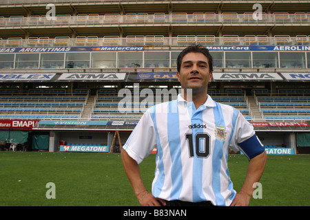 Maradona, la main de Dieu Maradona, la mano di Dio  Year: 2007 - Argentina | Italy Marco Leonardi  Director: Marco - Stock Photo