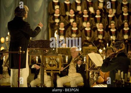 Copying Beethoven Year : 2006 USA / Germany / Hungary Ed Harris  Director: Agnieszka Holland - Stock Photo