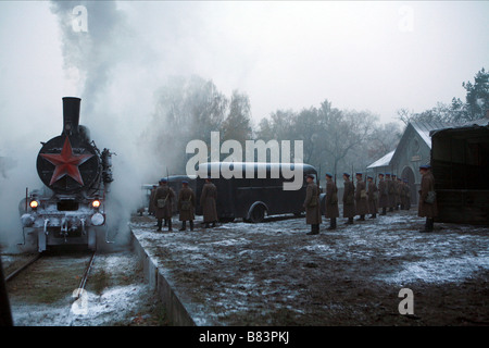 Katyn Year : 2007 Poland Director : Andrzej Wajda Magdalena Cielecka - Stock Photo