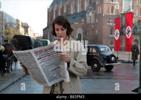 Katyn Year : 2007 Poland Director : Andrzej Wajda Maja Ostaszewska - Stock Photo