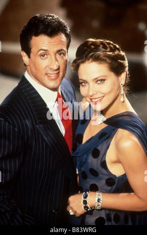 L'embrouille est dans le sac Oscar (1991) USA Sylvester Stallone, Ornella Muti  Director: John Landis - Stock Photo