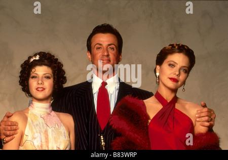 L'embrouille est dans le sac Oscar (1991) USA Sylvester Stallone, Marisa Tomei, Ornella Muti  Director: John Landis - Stock Photo