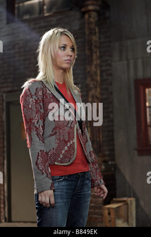 kaley cuoco charmed season 8 2006 stock photo royalty