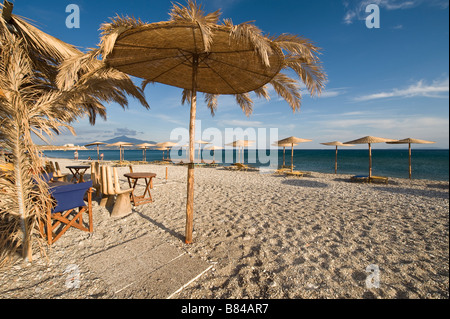 on the beach! - Stock Photo