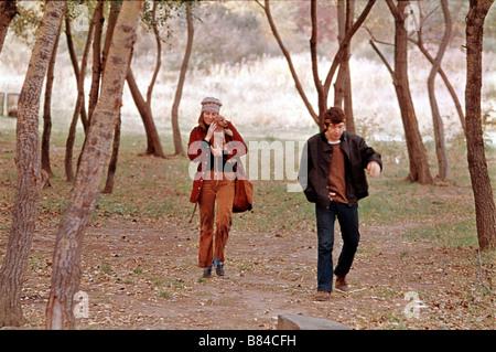 The Panic in Needle Park  Year : 1971 USA Kitty Winn, Al Pacino  Director: Jerry Schatzberg - Stock Photo