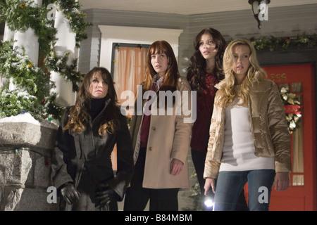 Black Christmas Year: 2006 - Canada / USA Director: Glen Morgan Kristen Cloke, Mary Elizabeth Winstead, Michelle - Stock Photo
