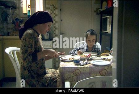 My Father my Lord Hofshat Kaits  Year: 2007 - Israel Sharon Hacohen Bar, Ilan Grif  Director: David Volach - Stock Photo