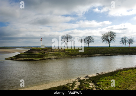 St. Valery-sur-Somme - Stock Photo