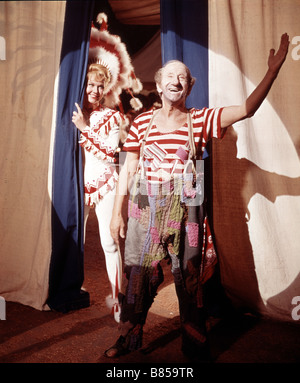 Billy Rose's Jumbo  Year : 1962 - USA Jimmy Durante, Doris Day  Director : Charles Walters