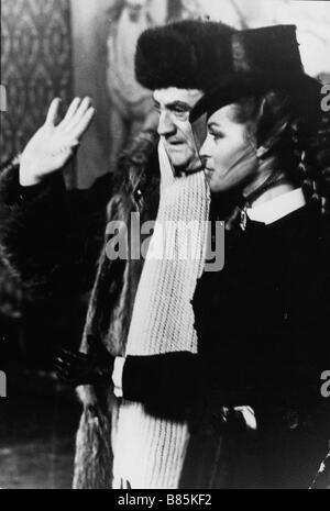Ludwig  Year: 1972  Italy Director: Luchino Visconti Luchino Visconti, Romy Schneider Shooting picture - Stock Photo