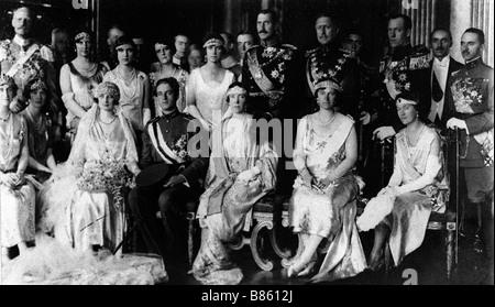Wedding of Leopold of Belgium (Leopold III) and Astrid of Sweden (Queen Astrid)