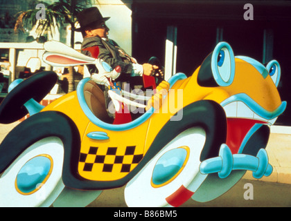 qui veut la peau de roger rabbit who framed roger rabbit anne 1988 usa bob hoskins