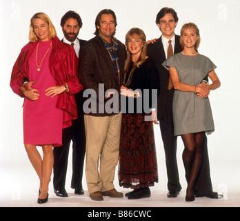 pour le meileur et pour le pire Married to It  Année : 1991 - USA Cybill Shepherd, Ron Silver, Beau Bridges, Stockard - Stock Photo
