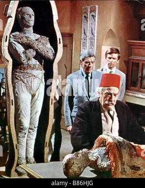 dans les griffes de la momie Mummy's Shroud, The  Année : 1967 - UK Eddie Powell  Director : John Gilling - Stock Photo