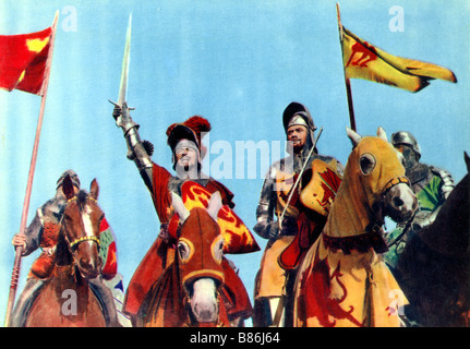 Knights of the round table 1953 richard thorpe robert - Les chevalier de la table ronde ...