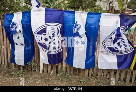 Forza Honduras - Stock Photo