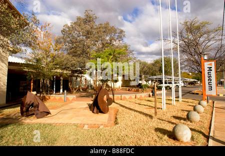 National museum Gaborone - Stock Photo
