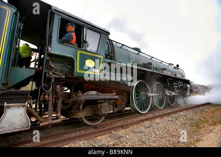 Steamranger  - Stock Photo