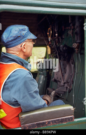 Steamranger Engineer - Stock Photo