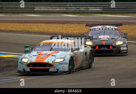 Aston Martin Dbr9 Race Car At The North American International Auto
