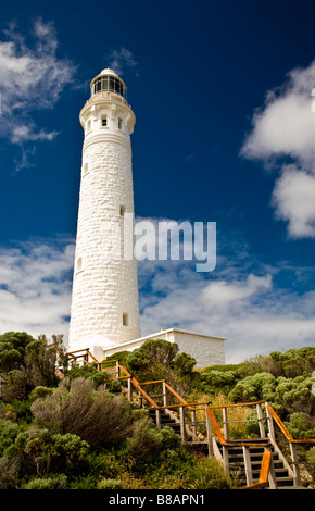 Cape Leeuwin Lighthouse Augusta Western Australia wa - Stock Photo